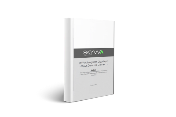 SKYVVA Database Integration