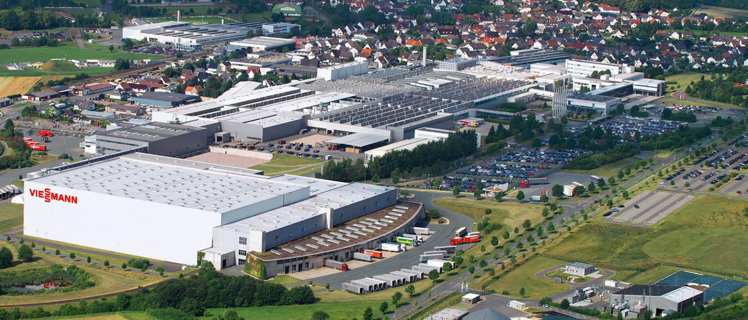 Viessmann Success Story