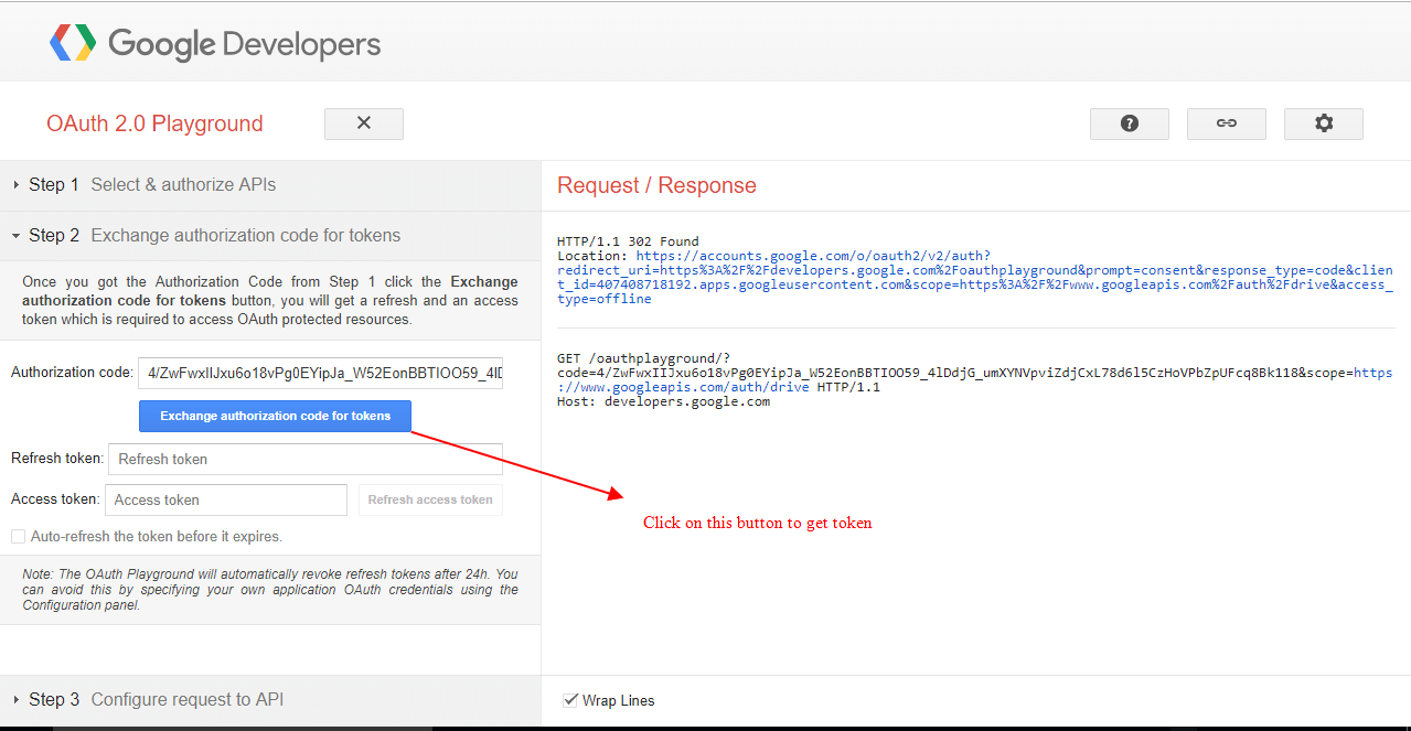 How to use the REST adapter to consume Google API? – SKYVVA