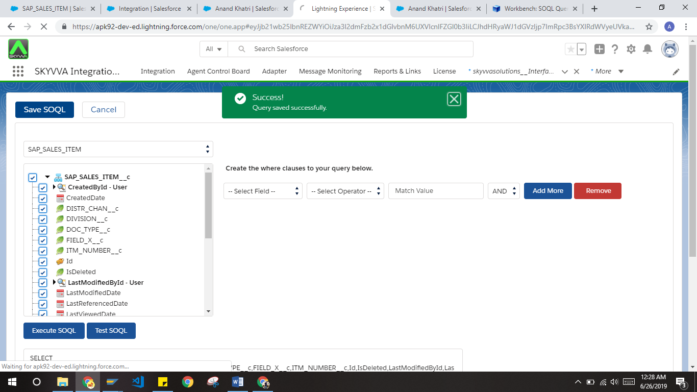 Create sales order in SAP from Salesforce using BAPI – SKYVVA