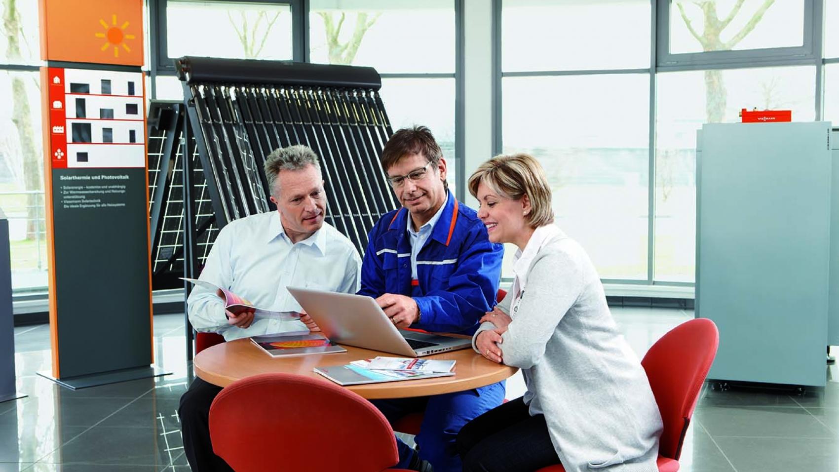 Salesforce SAP Integration Viessmann Group Success Stories