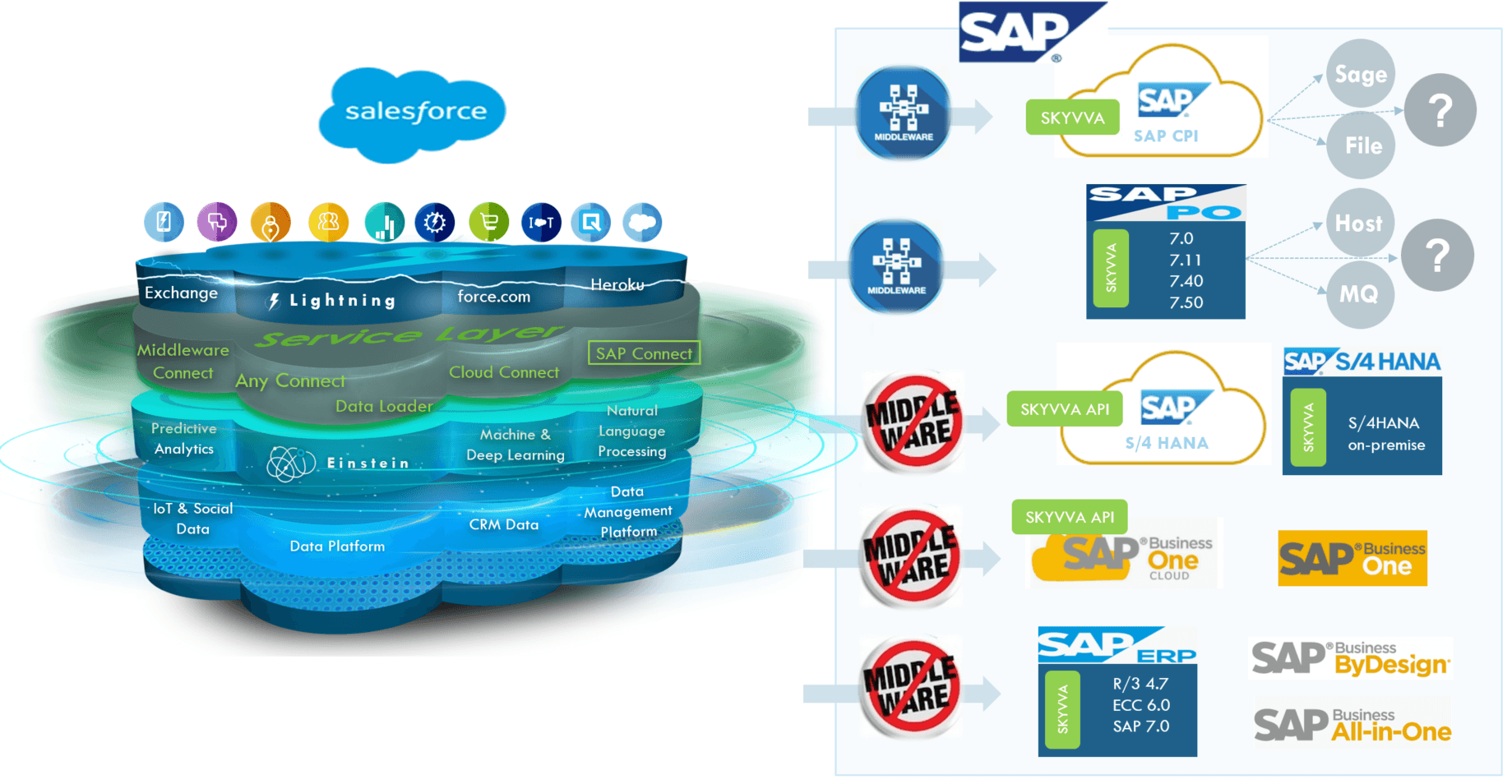 SAP Salesforce Integration Blog