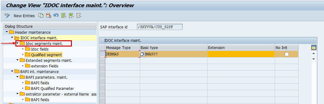 10  How to develop Outbound interface using IDoc asynchronously?