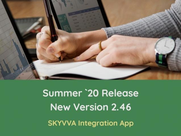 Release 20 - Version 2.46